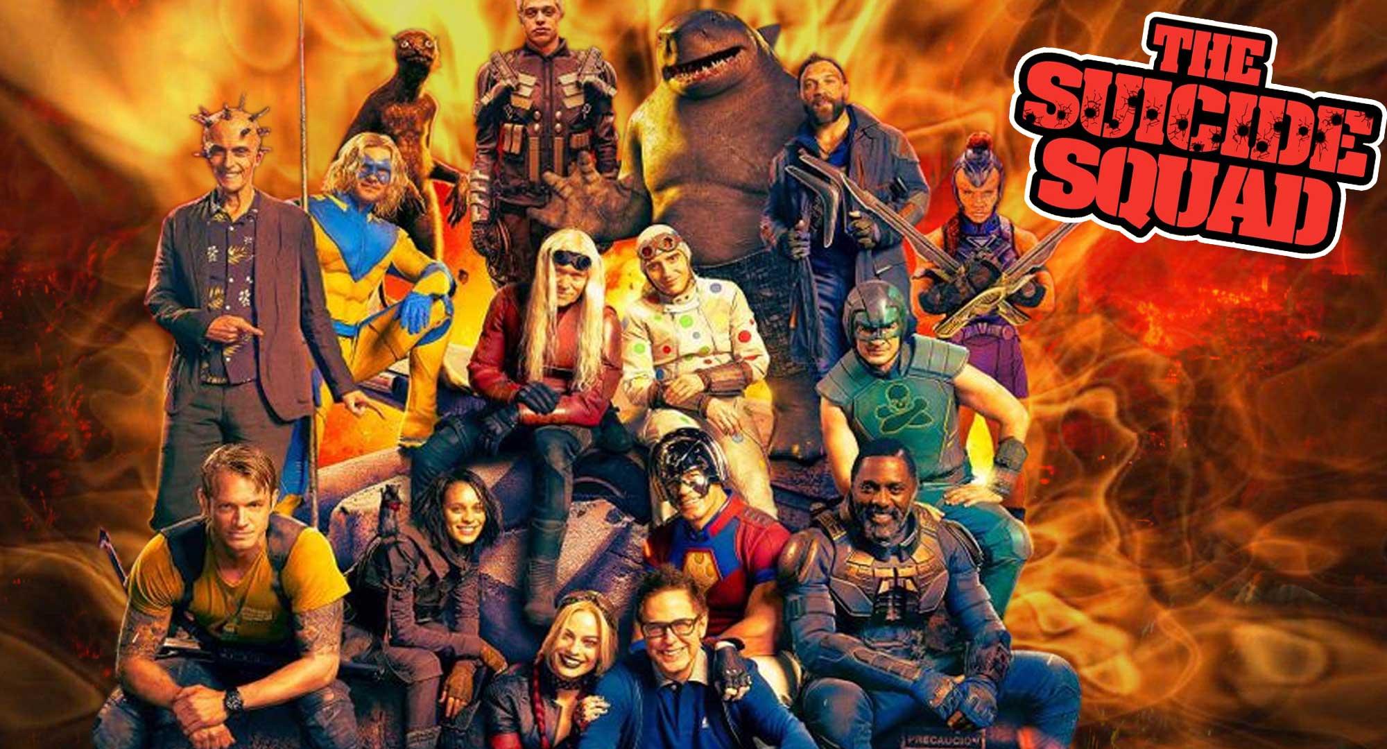 James Gunn confirma que alguns personagens aparecerão mais que outros em O  Esquadrão Suicida - Quarto Nerd