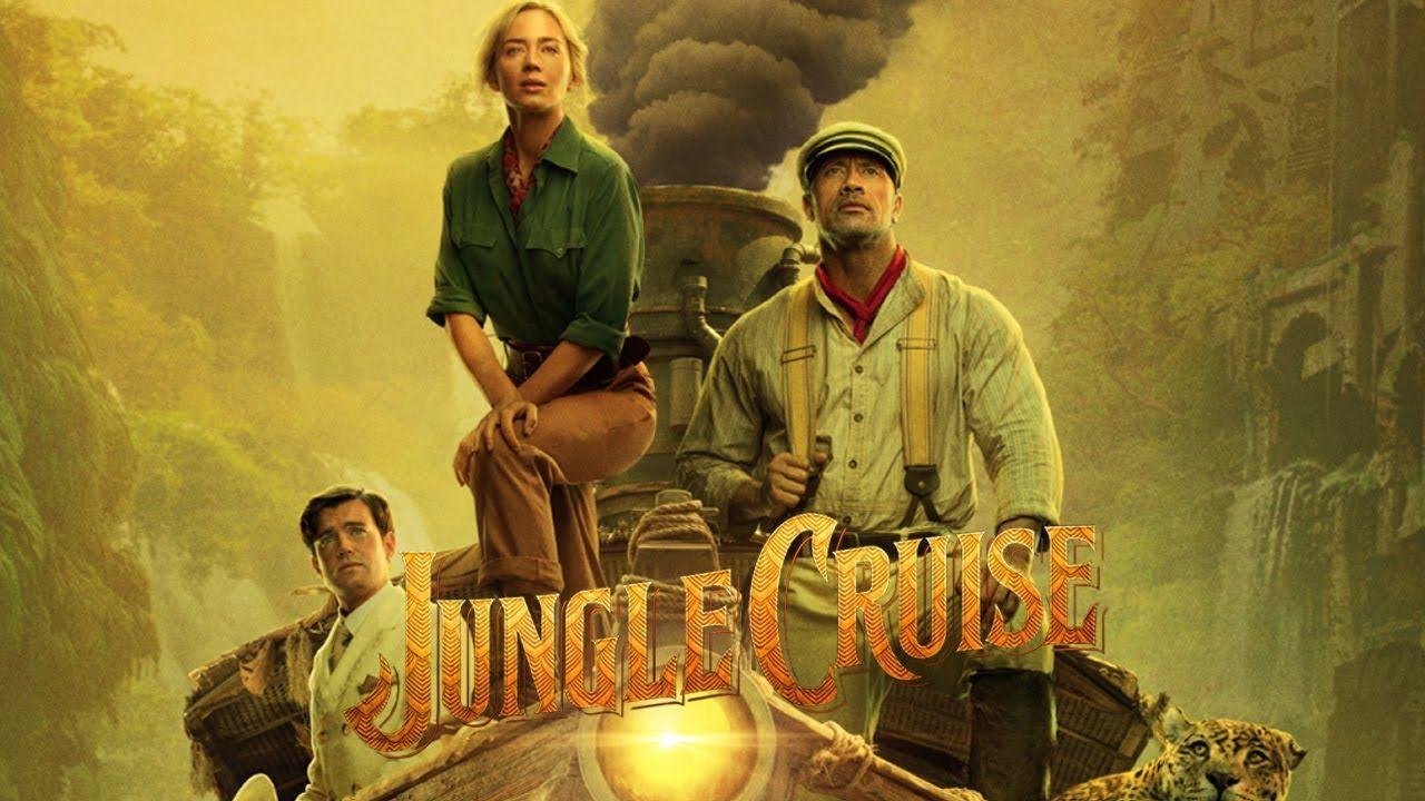 Jungle Cruise   Dwayne Johnson fala sobre seu novo filme e elogia Emily  Blunt